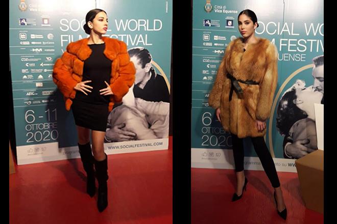 Il momento moda Hanna Moore Milano