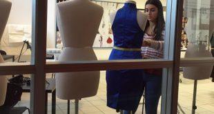 La stilista Marianna Merafina per Dress the stars