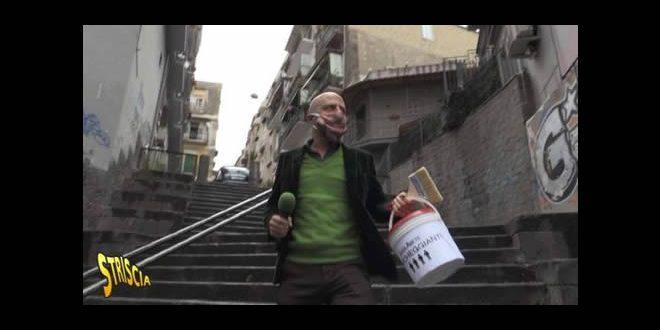 4 Parcheggianti: Luca Abete rilancia a Striscia la Notizia