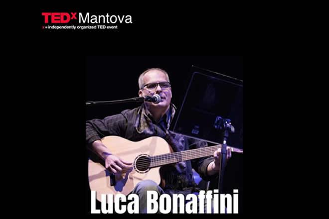 Luca Bonaffini a TEDxMantova