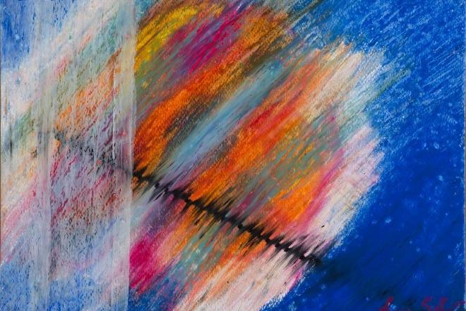 Paesaggi interrotti la mostra di Lucio Salzano