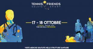 Tennis e Friends 2020