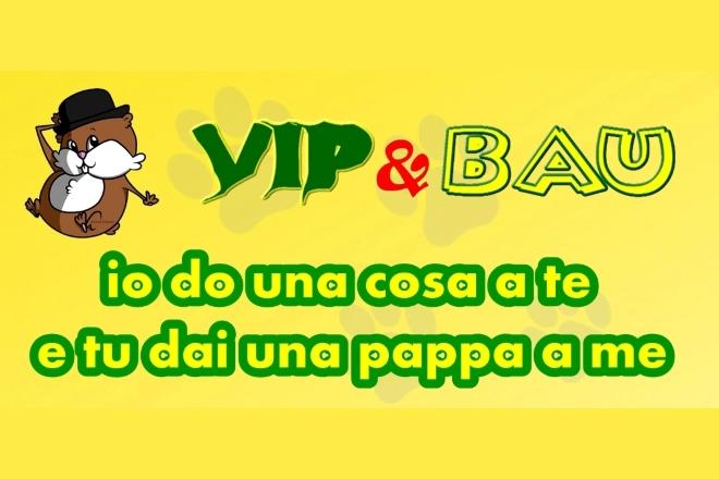 VIPeBAU - Io do una cosa a te e tu dai una pappa a me
