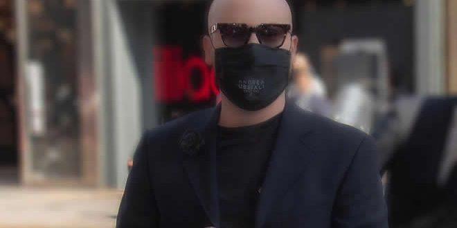 A tu per tu con Andrea Ubbiali tra mask, couture e VIP