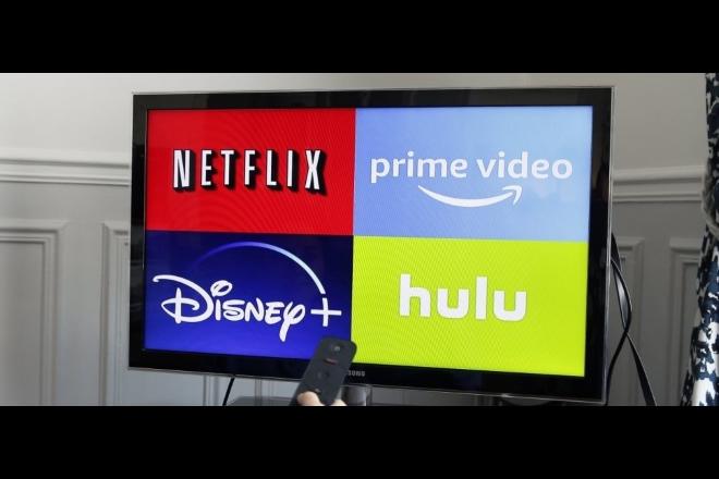 Brand streaming ondemand su Internet. Foto dal Web