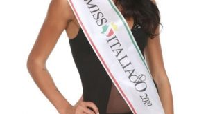 Carolina Stramare Miss Italia 2019