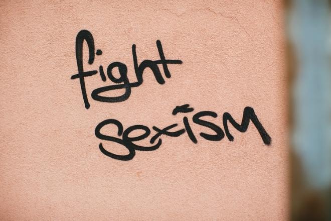 Fight Sexism. Foto dal Web