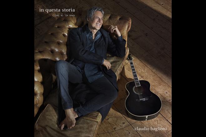 In questa storia, che è la mia - Claudio Baglioni. Foto di Alessandro Dobici
