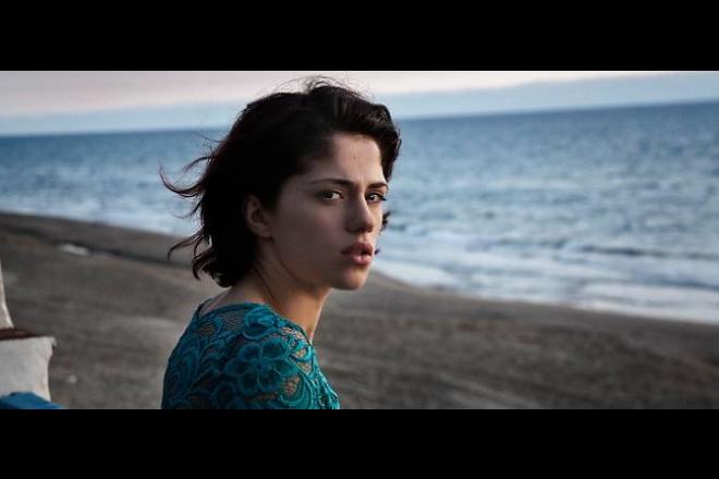 Karin Proia in una scena di Umami - Il Quinto Sapore