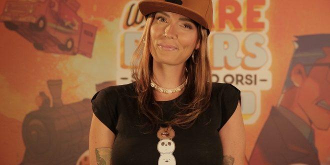 LaSabri, regina di YouTube tra i doppiatori di Siamo solo orsi – Il Film