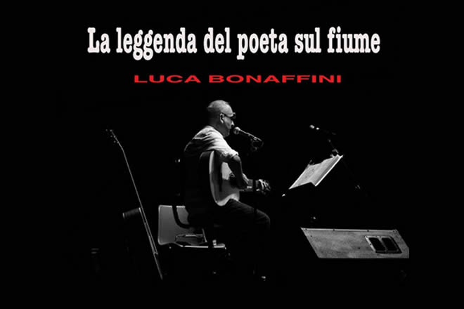 Luca Bonaffini - La leggenda del poeta sul fiume