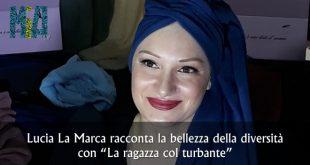 Lucia La Marca presenta La ragazza col turbante