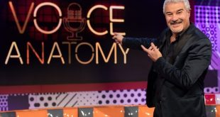 Pino Insegno conduce Voice Anatomy. Foto di Federico Guberti