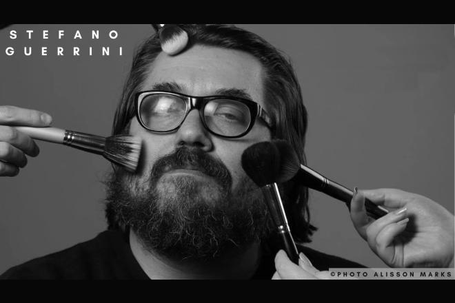 Stefano Guerrini. Foto di Alisson Marks