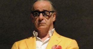 Toni Servillo interpreta Jep Gambardella. Shot da La grande bellezza di Paolo Sorrentino