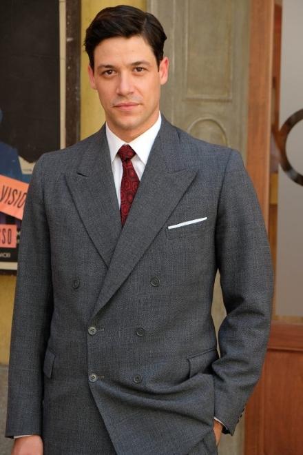 Alessandro Cosentini interpreta Cosimo Bergamini