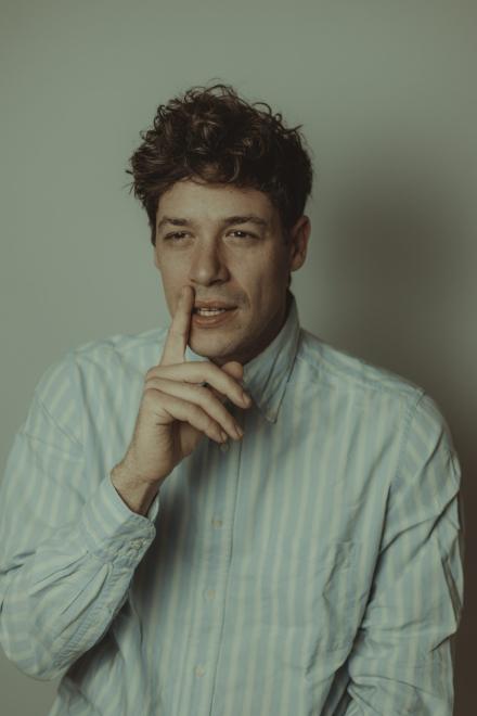 Alessandro Cosentini. Foto di Enrica Brescia