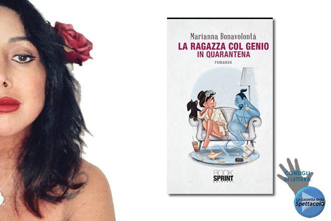 Marianna Bonavolontà - La ragazza col genio in quarantena