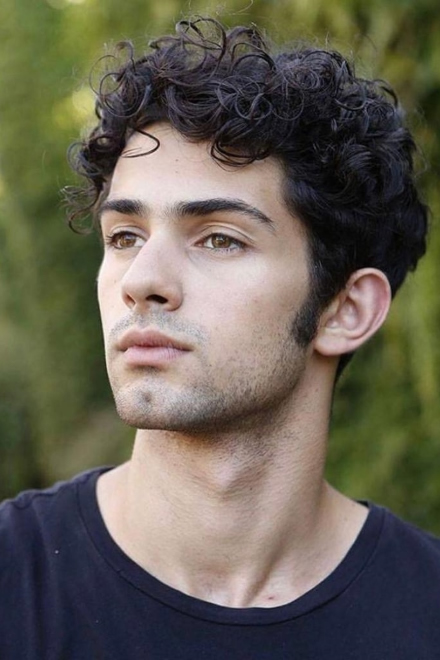 Massimiliano Caiazzo. Foto fornita dall'intervistato