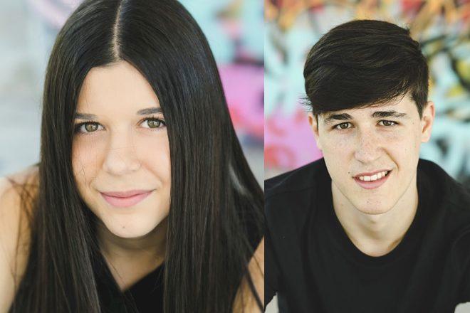 Mc Brotherss (Chiara e Mattia Fabiano)