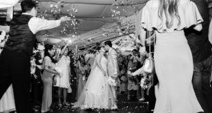 Musica durante una festa di matrimonio