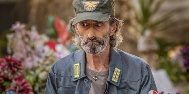 Nando Paone: l'attore, un mestiere da rispettare