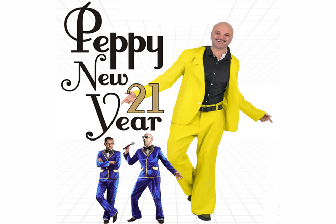 Peppy New Year 2020-21