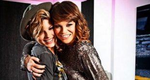 Alessandra Amoroso ed Emma Marrone. Foto dal Web