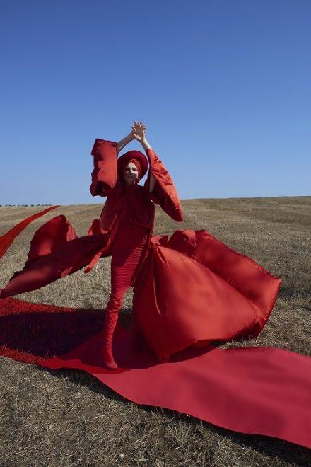 Alla Milano Fashion Week Donna anche i capi di Antonio Martino