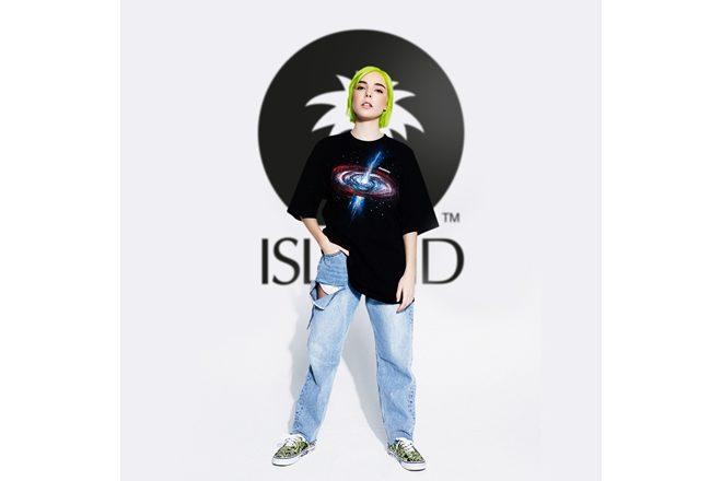 Claudym per Island Records