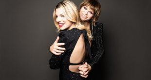 Emma Marrone ed Alessandra Amoroso per Pezzo di cuore. Foto di Chiara Mirelli