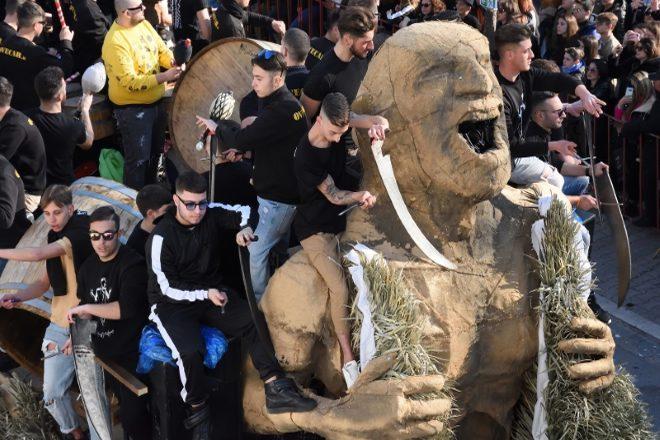 Festa di Sant'Antuono a Macerata Campania