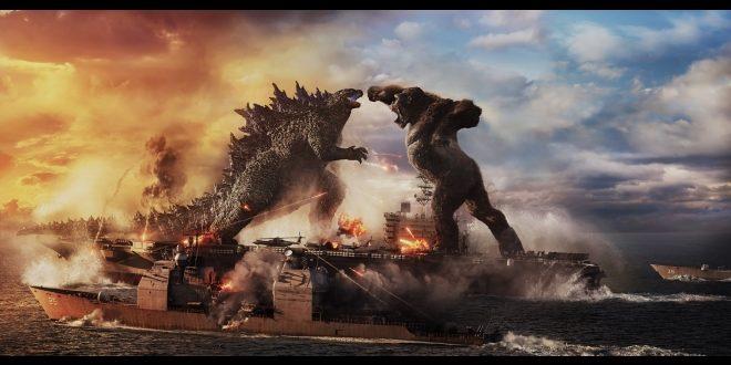 Godzilla vs. Kong: arriva il film