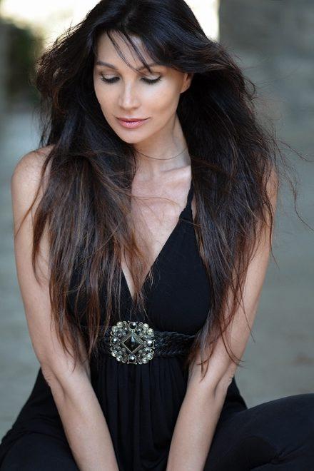 Luisa Corna. Foto di Iris Schneider
