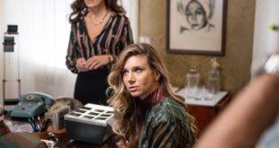 Una scena di Made in Italy con Raffaella Curiel. Foto da Ufficio Stampa