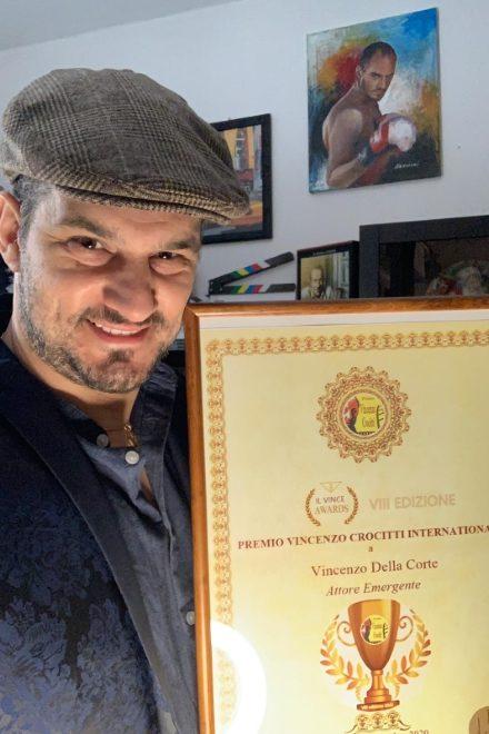 Vincenzo Della Corte vince il Premio Vincenzo Crocitti