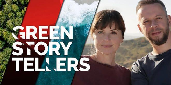 Green Storytellers: arriva la serie TV sull'ambiente