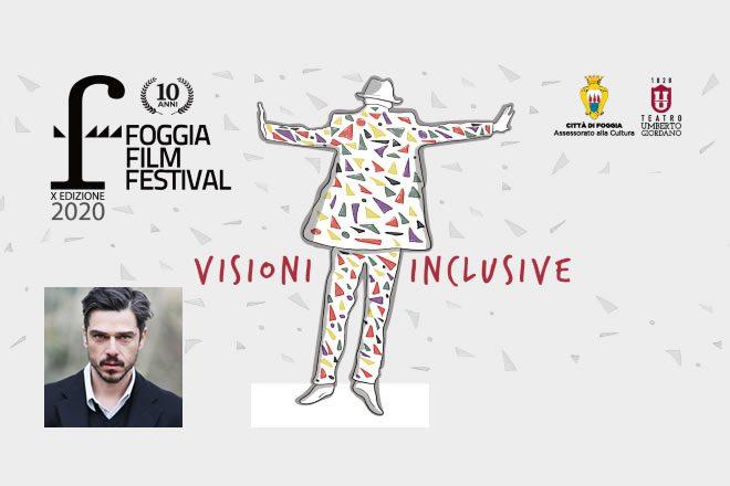 Massimiliano Varrese al Foggia Film Festival 2021
