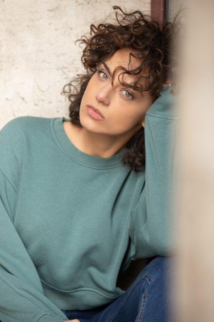 Nicoletta D'Addio. Foto di Tony Baldini