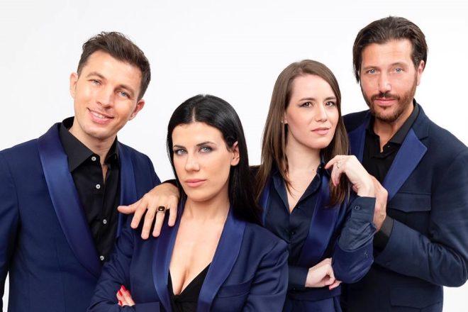 Voci - Giuseppe Gambi, Laura Esposito, Luigi Biondi e Tonia Langella