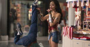 Wonder Woman 1984. Foto di Clay Enos