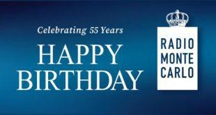 Radio Monte Carlo festeggia i 55 anni