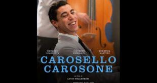 Eduardo Scarpetta protagonista di Carosello Carosone