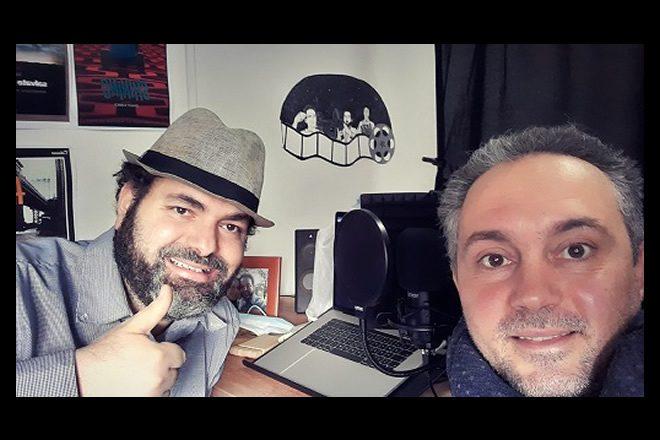 Gennaro Iago Esposito ed Antonio Vitale per Friddo e Famme