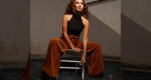 Paola Effe. Foto di Luca d'Amelio