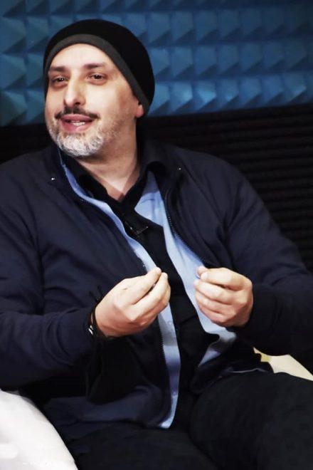 Salvatore Zanni. Foto di Pino Attanasio
