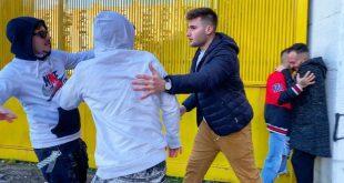 Una scena del video contro l'omofobia di Antonio Caso e Christian Musella