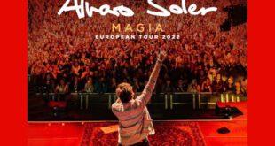 Alvaro Soler - Magia European Tour 2022