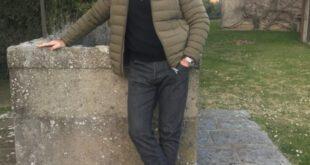 Luca Manfredi. Foto di Matteo Manfredi