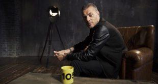 Max Brigante per Radio 105 Mi Casa